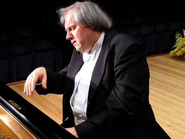 Grigory Sokolov pianista