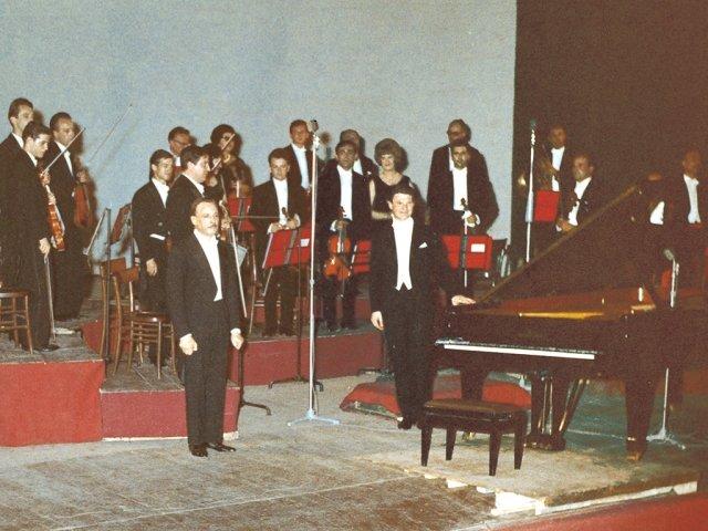 Festival Pianistico Internazionale di Brescia e Bergamo - 1964