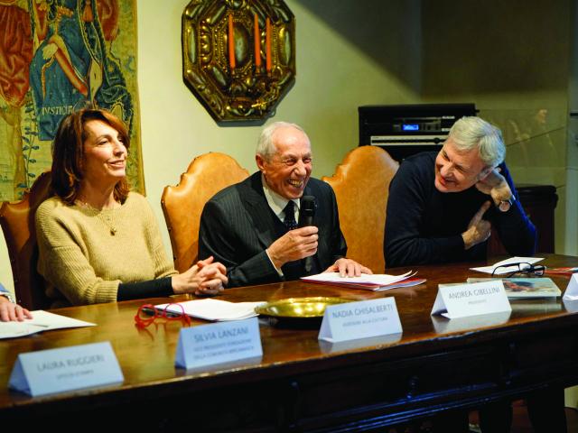 Andrea Gibellini presidente onorario Festival Pianistico
